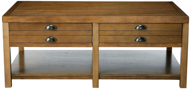 OFM UT3060-OAK Utility Table, 30 by 60-Inch, Oak