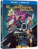 Batman Ninja Steelbook [Blu-ray] [2018]