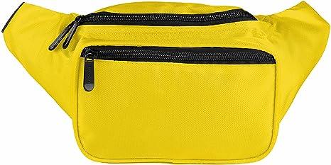 85217499ed SoJourner Yellow Fanny Pack - Festival Packs for men