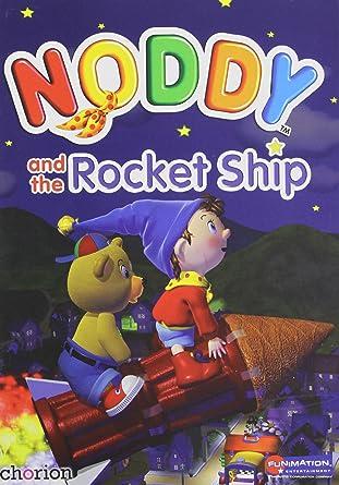 amazon com noddy and the rocket ship noddy the rocket ship