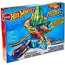Pista Hot Wheels com Estação Cientifica, Mattel
