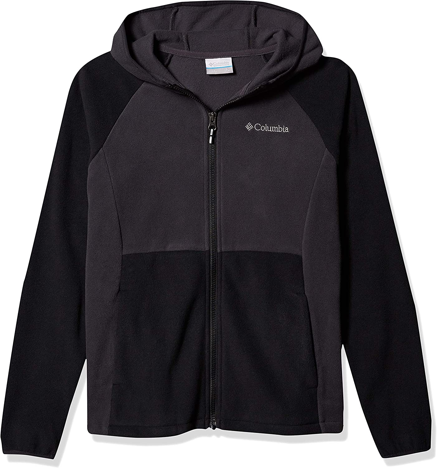 Columbia Girls' Fast Trek Ii Fleece Hoodie