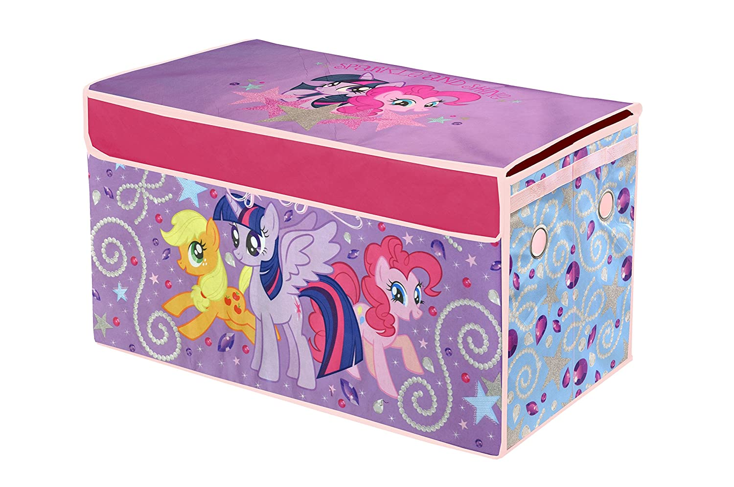 Hasbro My Little Pony Collapsible Storage Trunk