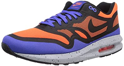 save off c6346 b3570 NIKE Men s Air Max Lunar1 BR Running Shoe Multicolour Size  9.5 UK