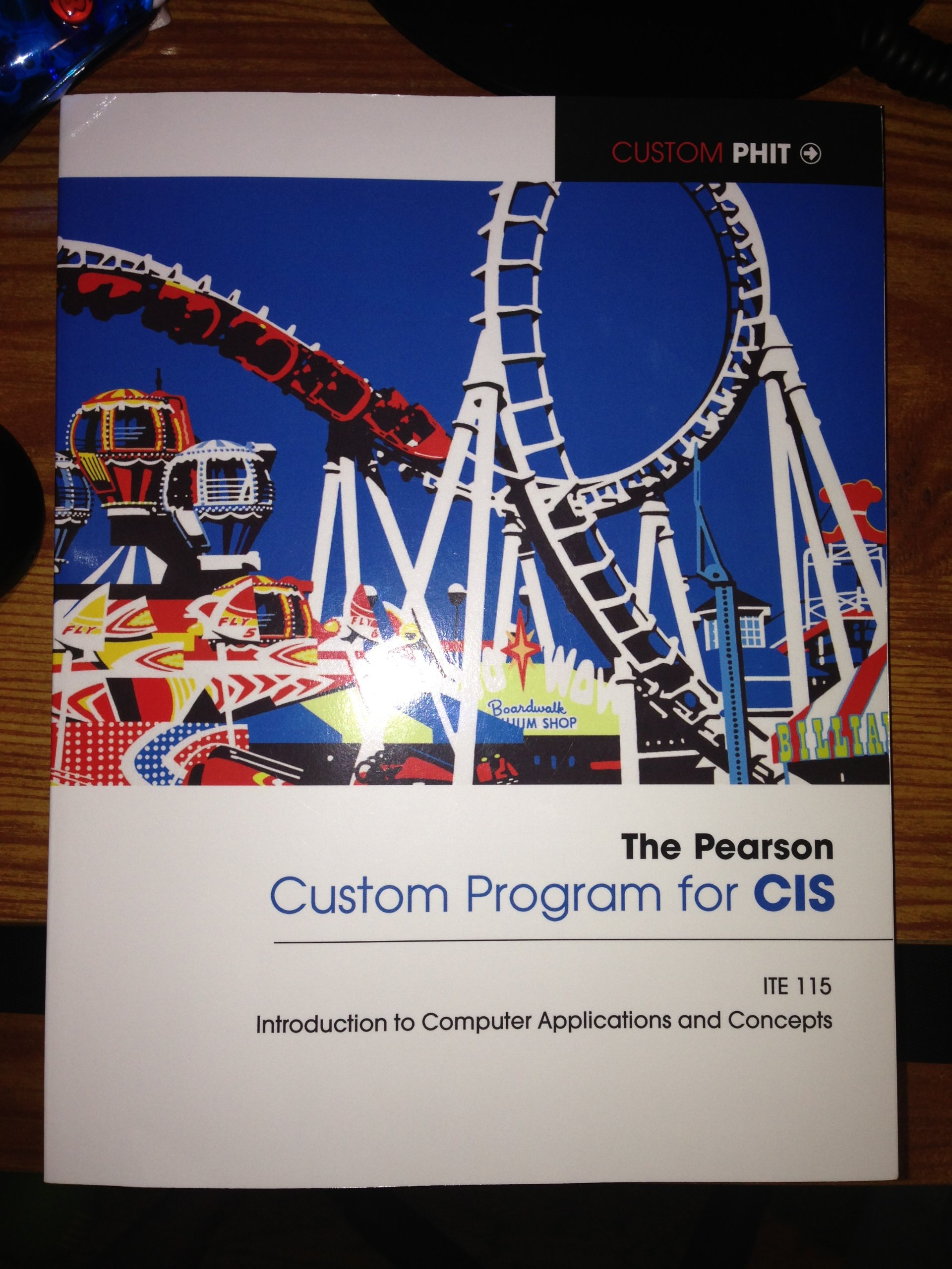 Download The Pearson Custom Program for CIS: ITE 115 Introduction to Computer Applications and Concepts pdf epub