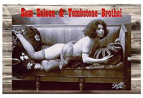 Erotic saloon