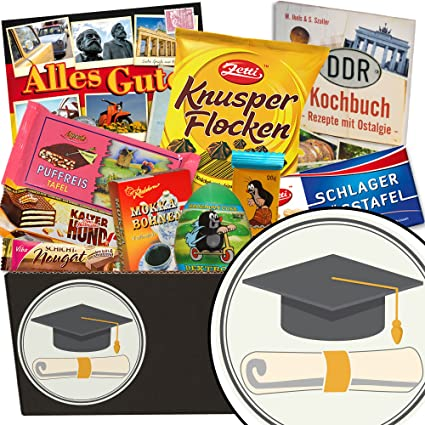 Zur Promotion Chemie Promotion Geschenk Ost Schokolade