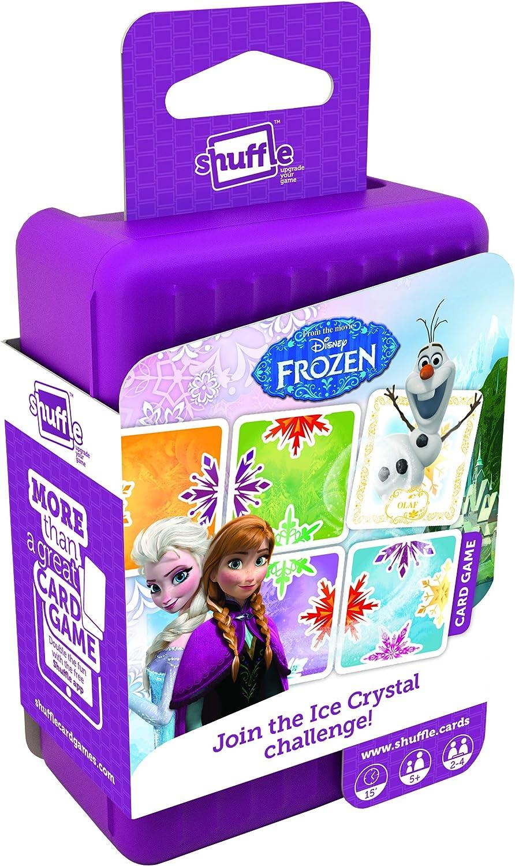 Shuffle Frozen - Juego de Cartas: Amazon.es: Juguetes y juegos