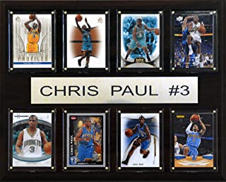 product image for NBA Chris Paul New Orleans Hornets 8 Card Plaque