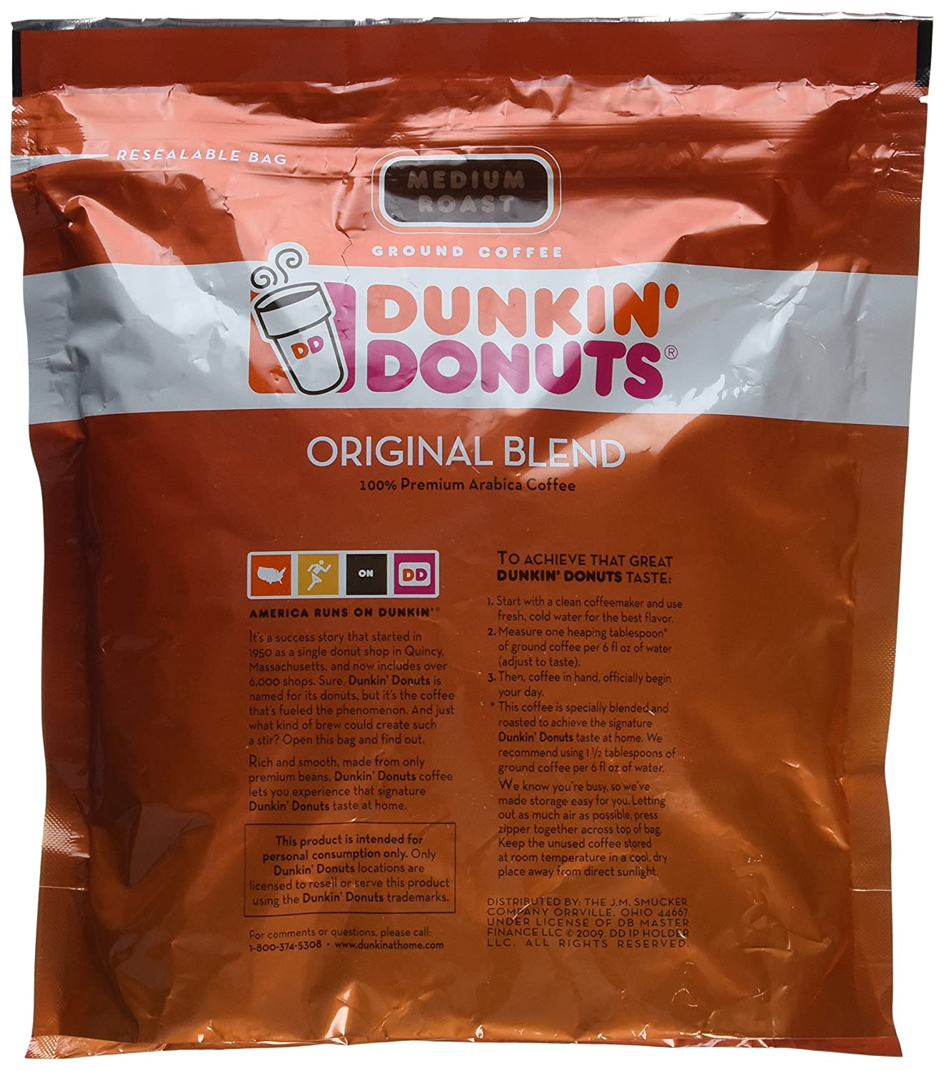 Dunkin Donuts Decaf Coffee Nutrition Facts Besto Blog