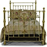 barock bett himmelbett 200x200 schlag gold antik stil kolonialstil mjbd16010go2x2. Black Bedroom Furniture Sets. Home Design Ideas