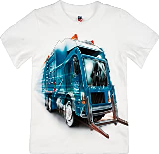 product image for Shirts That Go Little Boys' Big City Recycling Truck T-Shirt