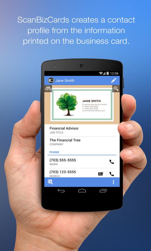 Amazon scanbizcards business card reader premium appstore for 000 colourmoves Gallery