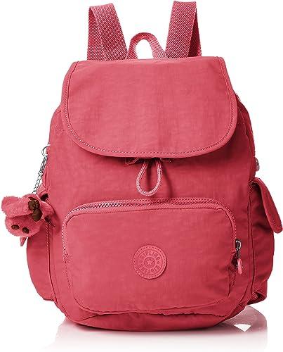 Kipling Pack S, Mochila para Mujer, Rosa (City Pink), 27x33.5x19 cm: Amazon.es: Zapatos y complementos