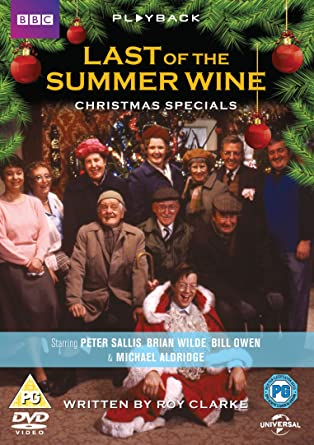 last of the summer wine the christmas specials vol 1 dvd amazon