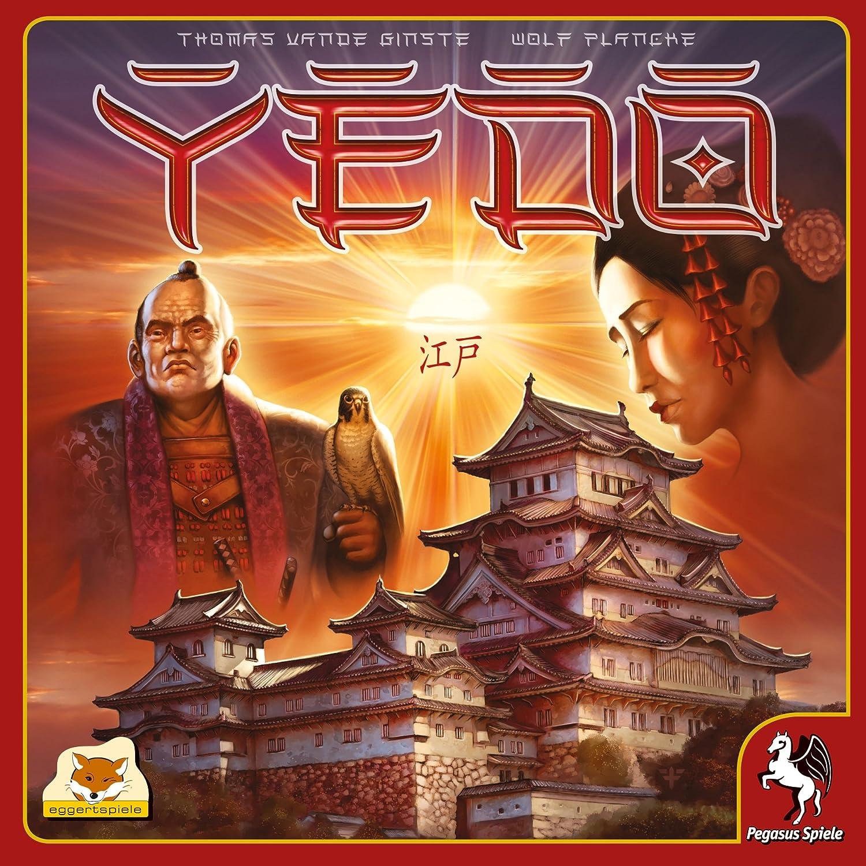 Pegasus Spiele 54560G - Yedo