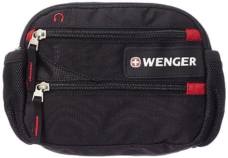 7c50eb11d8 Wenger SA18282167 - Marsupio per accessori, 3 litri, colore: Nero ...