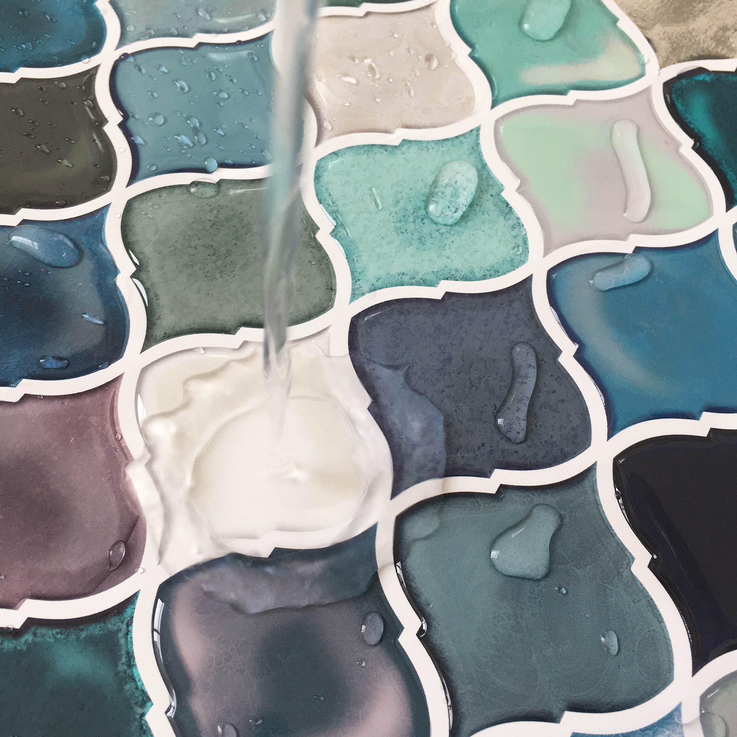 Fantastic 1 Inch Hexagon Floor Tiles Huge 17 X 17 Floor Tile Round 2 X 4 Ceiling Tiles 24X24 Drop Ceiling Tiles Youthful 3 X 12 Subway Tile Bright3 X 9 Subway Tile Self Adhesive Tiles,Peel And Stick Tile Backsplash For Kitchen ..