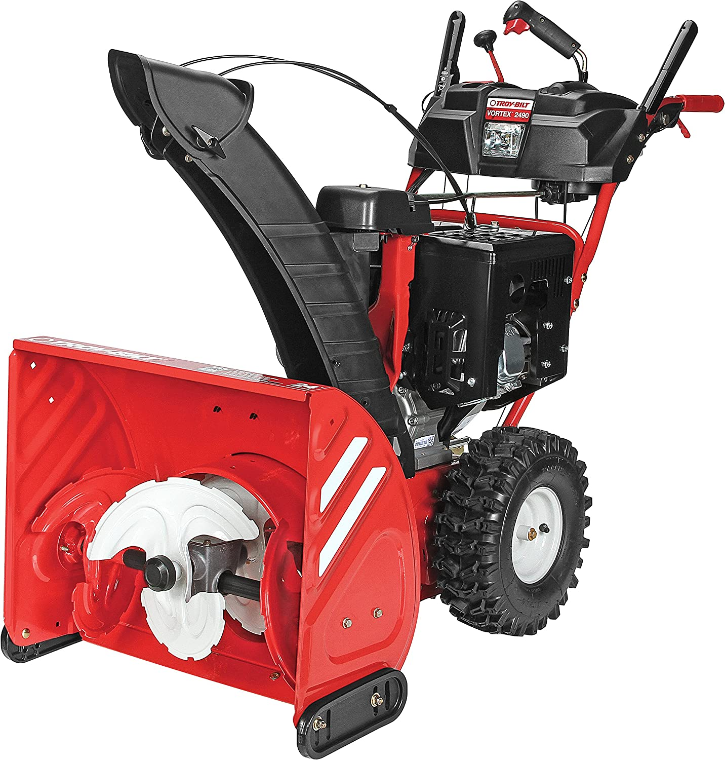 Image of Troy-Bilt 24 inch 277 cc Three Stage Gas snow blower