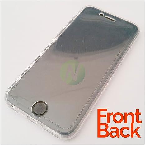 custodia iphone 6s silicone fronte