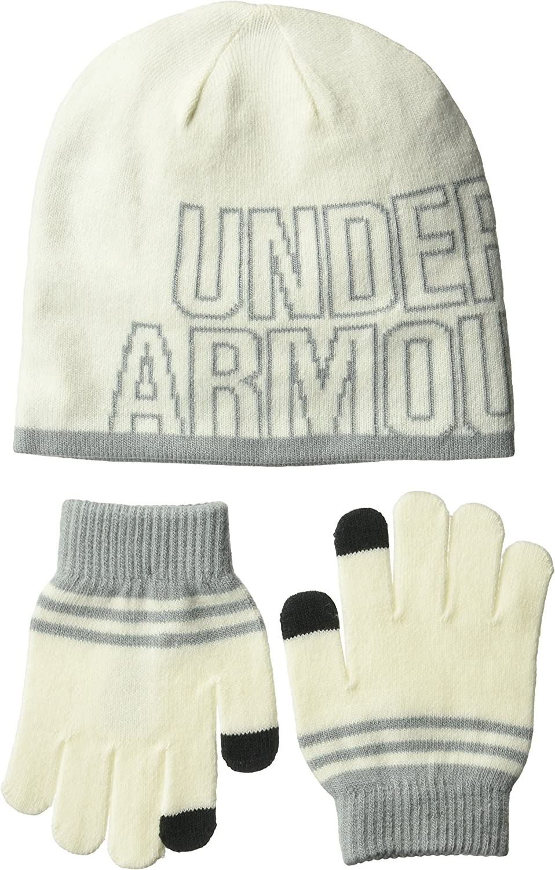 Under Armour Beanie Glove Combo