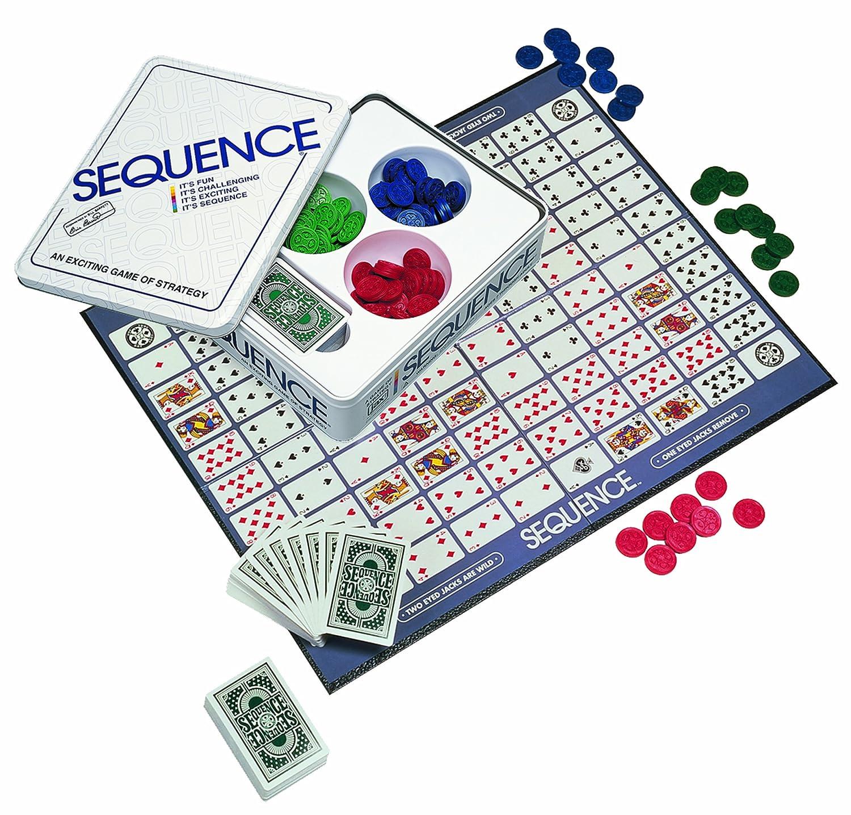 Sequence Tin by Jax: Amazon.es: Juguetes y juegos