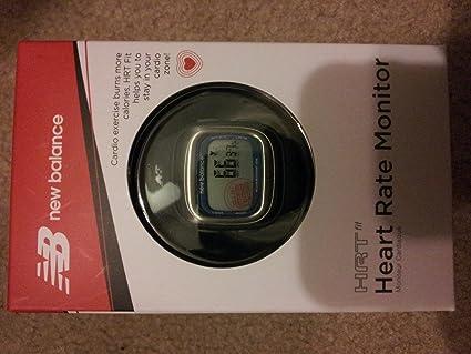 Amazon.com: New Balance Corazón Fit Reloj: Sports & Outdoors