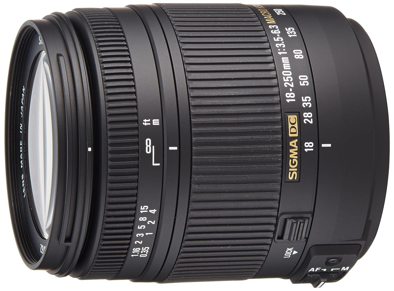 Sigma Objetivo para Nikon distancia focal  mm apertura F  DC