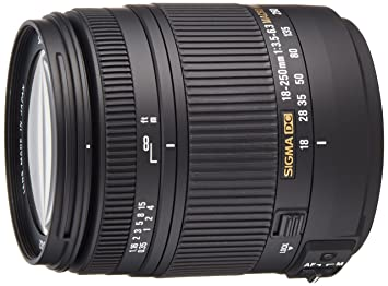 The 8 best 18 250 lens for nikon