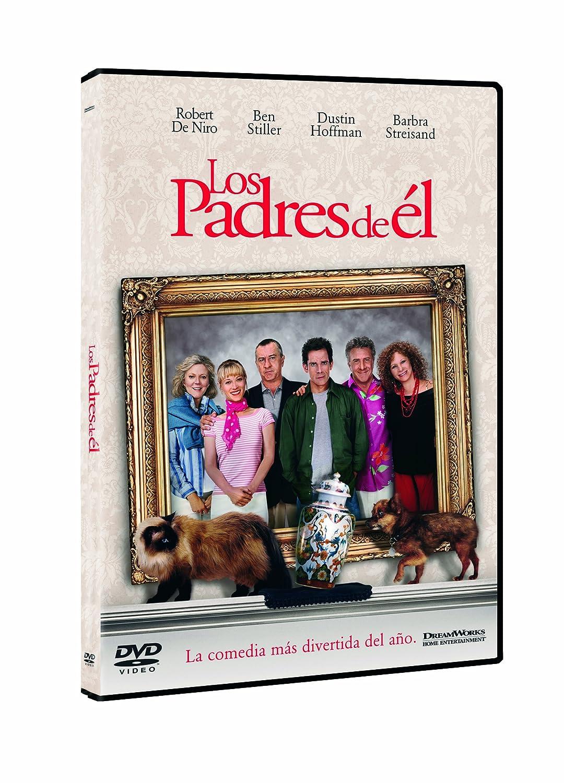 Los Padres De El Meet The Fockers 2004 Region 2 Spanish Edition Amazon De Robert De Niro Ben Stiller Dustin Hoffman Barbra Streisand Blythe Danner Jay Roach Robert De Niro
