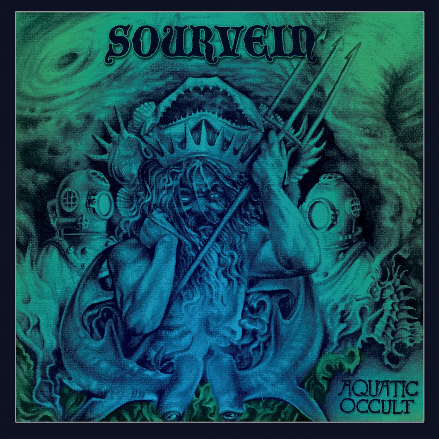 SOURVEIN - AQUATIC OCCULT (LTD)