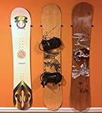 StoreYourBoard The Cinch, Snowboard Wall Mount and