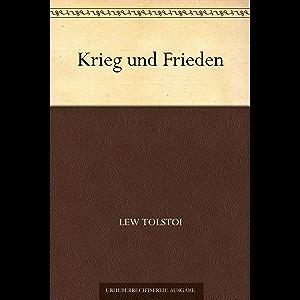 Krieg und Frieden (German Edition)