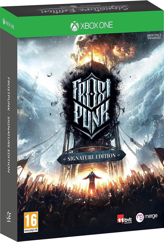 Frostpunk: Console Edition - Signature Edition: Amazon.es: Videojuegos