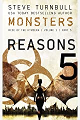 MONSTERS: Reasons (Rise of the Kymiera, Volume 1) Kindle Edition