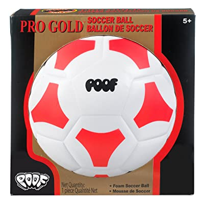 POOF Pro Gold Soccerball: Toys & Games