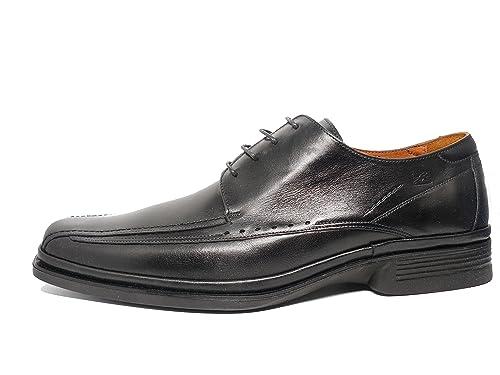 De Fluchos Zapatos 5811 Negro Cordones Hombre 45 Piel Vestir qvvwEr