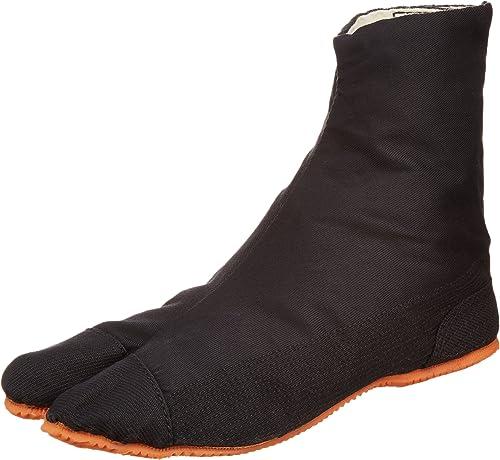 Jikatabi Rikio Tab Zapatos de ninja para ni/ño botas tabi