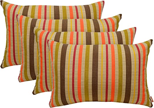 """2x Stretch Rectangle Decorative Throw Pillow Cover Couch Home Decor 20/""""x26/"""""""