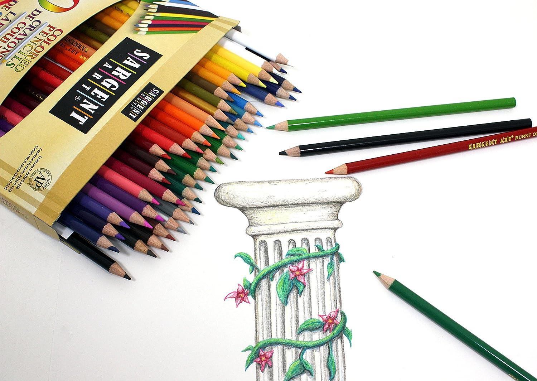 Sargent Art Premium 50ct Color...