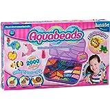 Aquabeads 79448 - Set per lavoretti manuali per bambini, con perline colorate e cofanetto