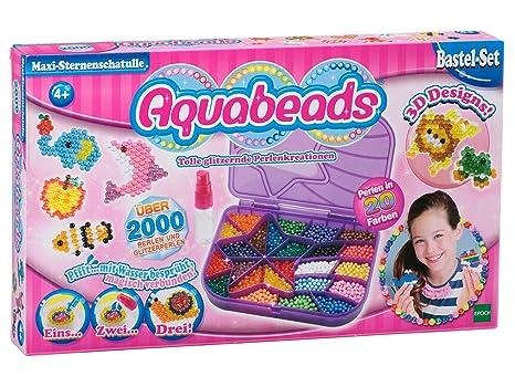 Aquabeads 79448 Set Per Lavoretti Manuali Per Bambini Con Perline