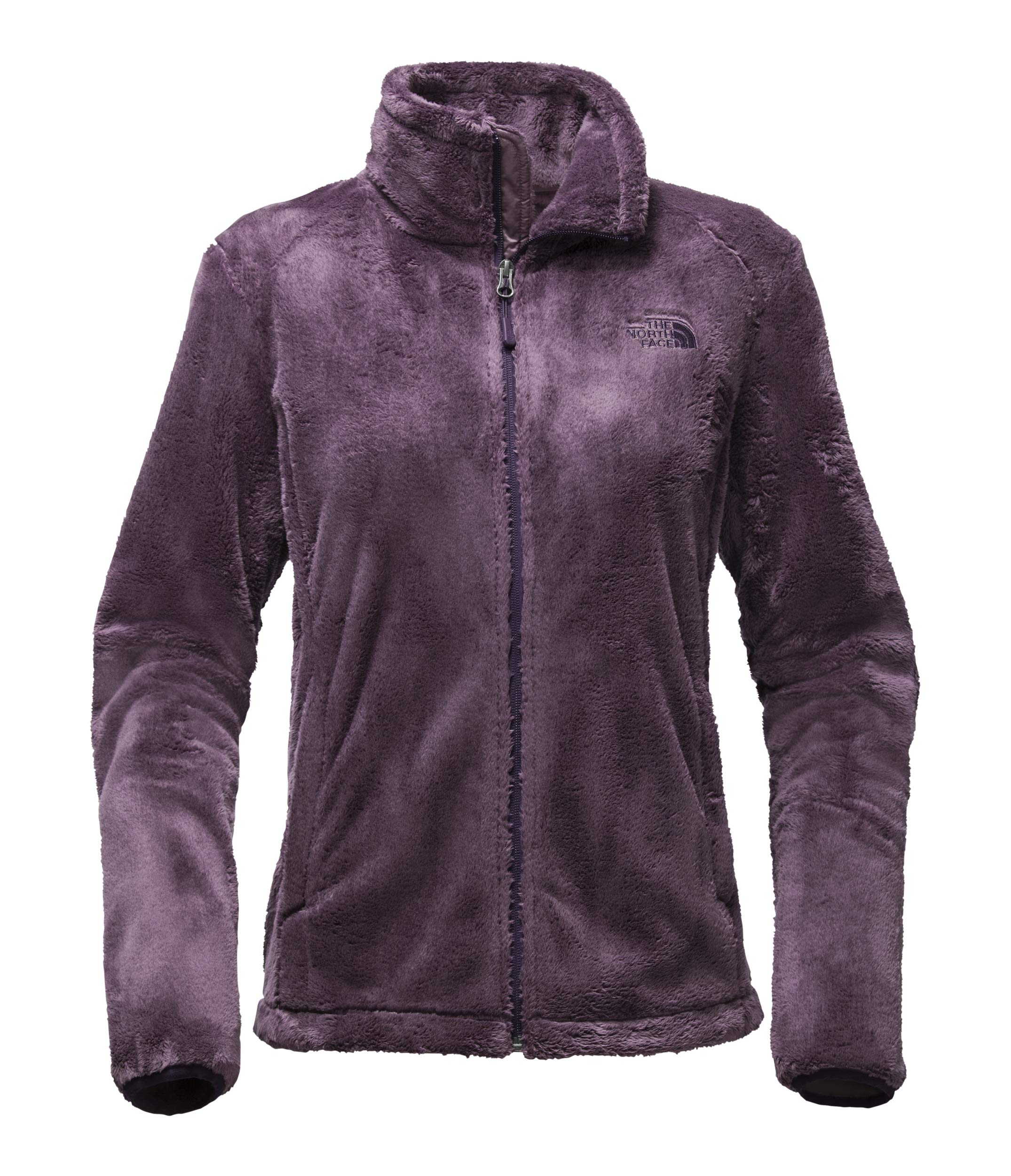 The North Face Women's Osito 2 Jacket - Black Plum - S (Past Season)