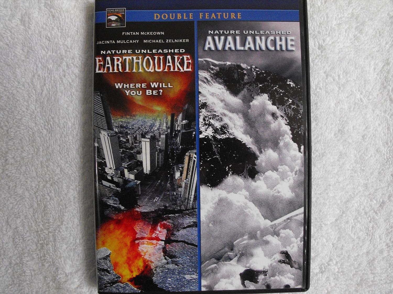 Nature Unleashed: Earthquake/Avalanche