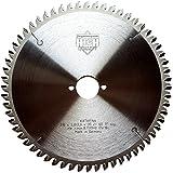 jjw-germany HM 4250980600844 - Sierra circular (216 x 30 mm, 60 dientes), color plateado