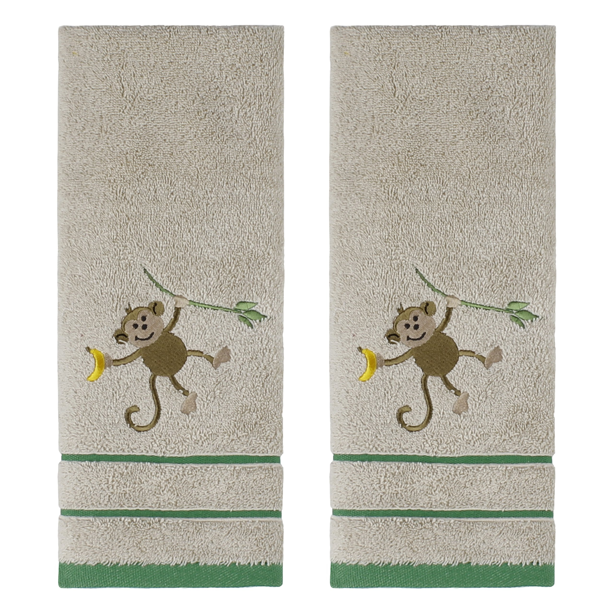 Saturday Knight Let's Hang 2pc Hand Towel Set