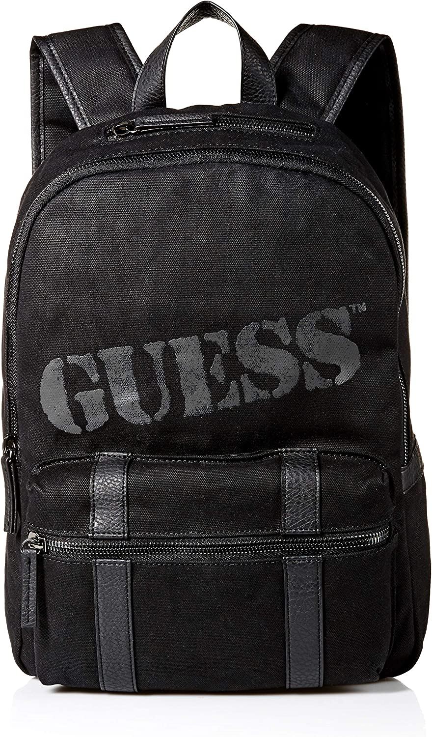 GUESS Outback Waxed Canvas Backpack