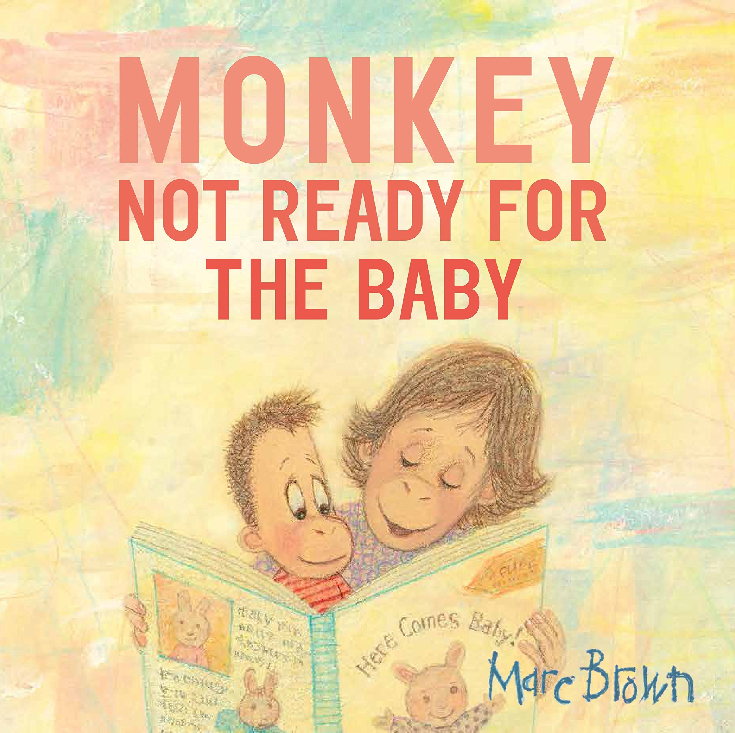 Monkey: Not Ready for the Baby