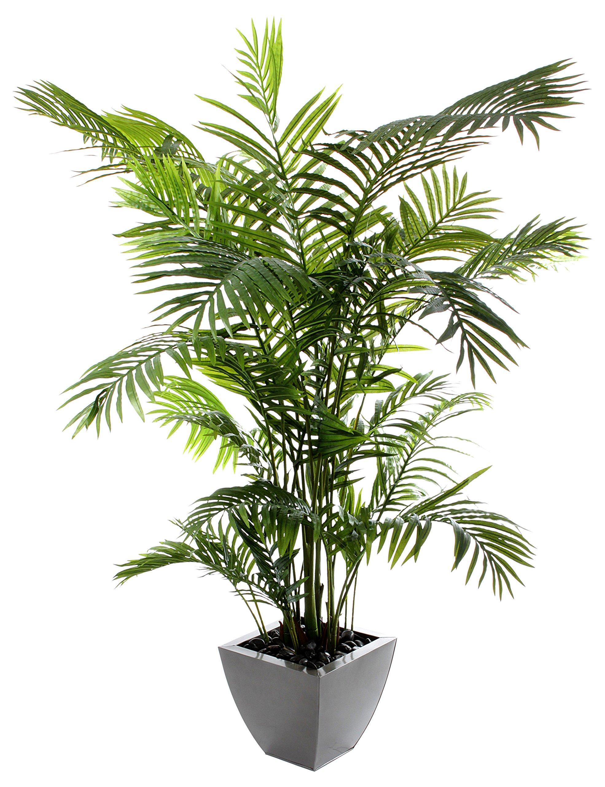 Closer2Nature Artificial 6ft 6'' Areca Palm Tree