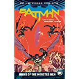 Batman: Night of the Monster Men (Rebirth) (Batman: Rebirth)